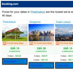 [Booking.com] Prices in Phetchaburi dropped again – act now and save more!