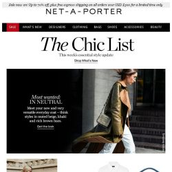 [NET-A-PORTER] How to style your party looks for day