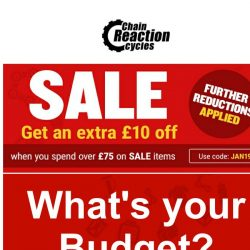 [Chain Reaction Cycles] £20 or £100❓ That is the question