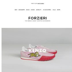 [Forzieri] New in: Kenzo, Salar and Gucci