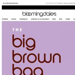[Bloomingdales] Save up to 70% on sale and clearance items
