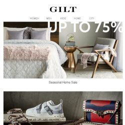 [Gilt] Up to 75% Off Seasonal Home Sale | Valentino Handbags, Shoes & Accessories
