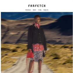 [Farfetch] Balenciaga. The exclusive collection. You know what to do