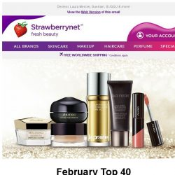 [StrawberryNet] February Top 40 Up to 70% Off
