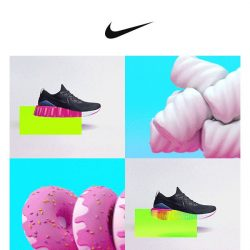 [Nike] 👀 Look Who's Back! It's the Epic React Flyknit 2, and it's better than ever!