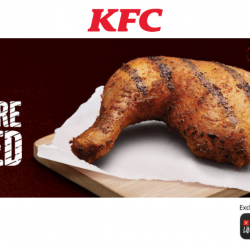KFC: Enjoy a KFC Signature Grilled Chicken at just $1.50 with a DBS/POSB Card!