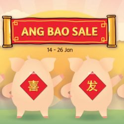 Jetstar: 12-day Ang Bao Sale to 12 Destinations from SGD8+++ One Way!
