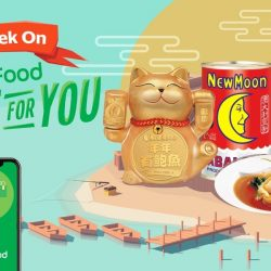 GrabFood: Use Promo Code to Get 30% OFF New Moon Abalone products with FREE Delivery!