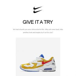 [Nike] Can't decide?
