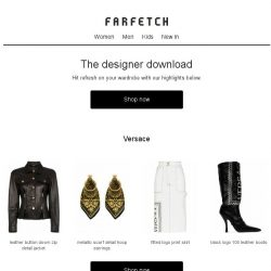 [Farfetch] The key designers to wear now