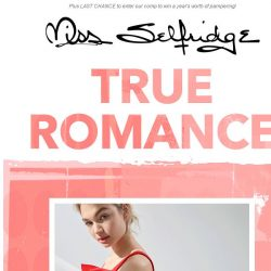[Miss Selfridge] How to do Valentine's Day ❤️ 💕