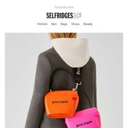[Selfridges & Co] Bright here, bright now