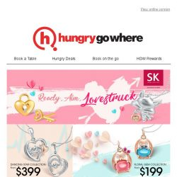 [HungryGoWhere] Valentine's Gift Ideas by SK Jewellery