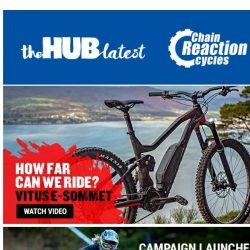 [Chain Reaction Cycles] SRAM take wireless tech to the next level!