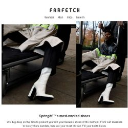 [Farfetch] And the winner for best shoe goes to…