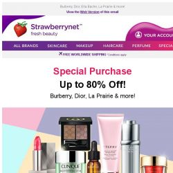 [StrawberryNet] 😍 Eyes on the PRIZE: Special Purchase Up to 80% Off!