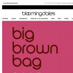 [Bloomingdales] Save up to 70% on sale & clearance items