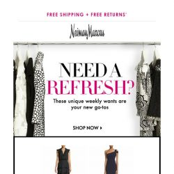 [Neiman Marcus] Attn: You've snagged THIS from Parker + more