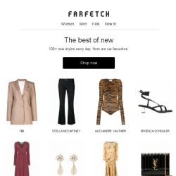 [Farfetch] New arrivals you need to see from Chloé, Prada and more