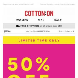 [Cotton On] ✨50% OFF So. Many. Dresses✨