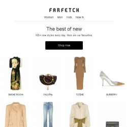 [Farfetch] New arrivals you need to see from Burberry, Prada and more
