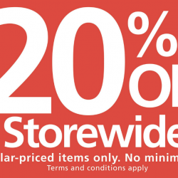 Unity: Enjoy 20% OFF Storewide with No Minimum Spend!