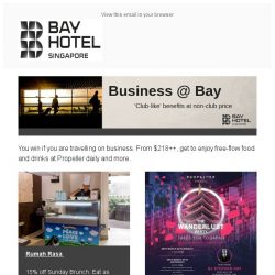 [Bay Hotel] March On with Bay