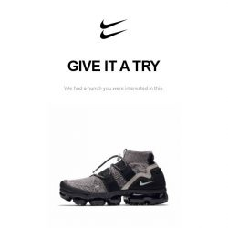 [Nike] There's more…