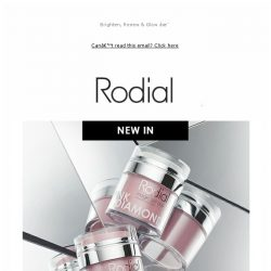 [RODIAL] New: Pink Diamond Magic Gel Day & Night