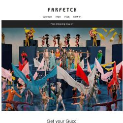 [Farfetch] Gucci. New SS19 styles now live