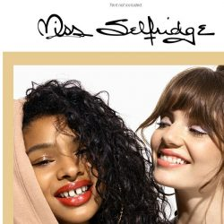 [Miss Selfridge] Our latest festival drop is here