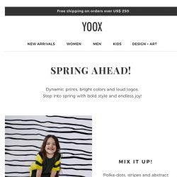 [Yoox] Kids: all the looks for the new season!