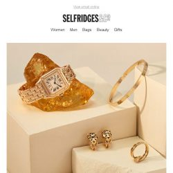 [Selfridges & Co] What mum isn't worth fussing over this Mother's Day?