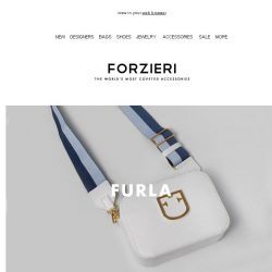 [Forzieri] What's new: Furla, Red V, and Emilio Pucci