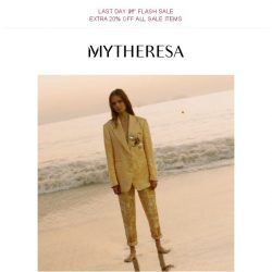 [mytheresa] Bold blazers | Trending pieces of the week + limited time free shipping