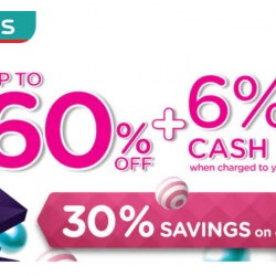 Watsons: 1-Day Member Sale with 30% Savings on More than 100 Brands, Buy 1 Get 1 FREE Deals & 6% Cash Rebate with POSB Everyday Card!