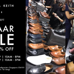 Charles & Keith: Bazaar Sale with Up to 70% OFF Shoes & Accessories