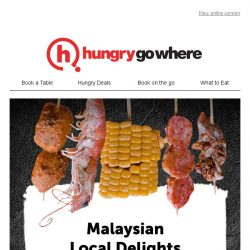 [HungryGoWhere] 4th Diner Dines Free on Malacca Satay Lok Lok - Free flow buffet treat by Malaysian Local Delights