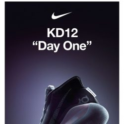 [Nike] The new KD12 is here