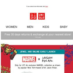 [UNIQLO Singapore] This Week's Offers Start NOW!
