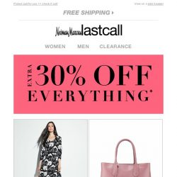 [Last Call] So many deals | so little time | extra 30% off