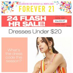 [FOREVER 21] omg these dresses are so you 😏