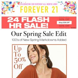 [FOREVER 21] *we're all adding to cart*