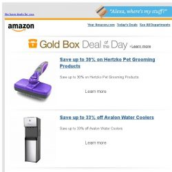 [Amazon] Save up to 30% on Hertzko Pet Grooming Products
