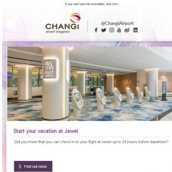 [Changi Airport] , have you been to Jewel Changi Airport?