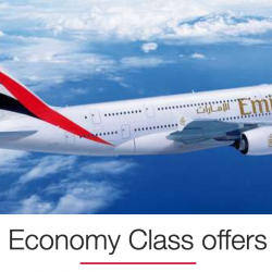 Emirates: Sale Fares to Brisbane, Melbourne, London, Paris, New York & More from SGD565!