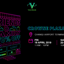 Valiram: Friends & Family Sale with Up to 70% OFF Michael Kors, Steve Madden, TUMI, Giuseppe Zanotti, Bath & Body Works, Victoria's Secret & More!