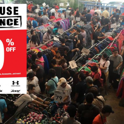 Liv Activ: Warehouse Sale with Up to 70% OFF The North Face, Gregory, Under Armour, Asics & More!