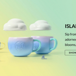 Starbucks: NEW Island Life Collection Available for A Limited Time Only!