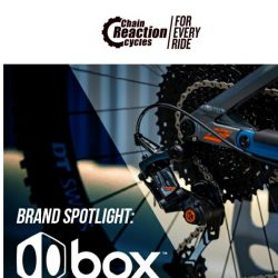 [Chain Reaction Cycles] Brand Spotlight: Box Components